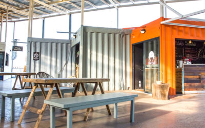 Top 5 Shipping Container Business Ideas